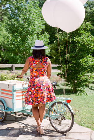 Draper James & Styling My Everyday: Fourth of July Pool Party